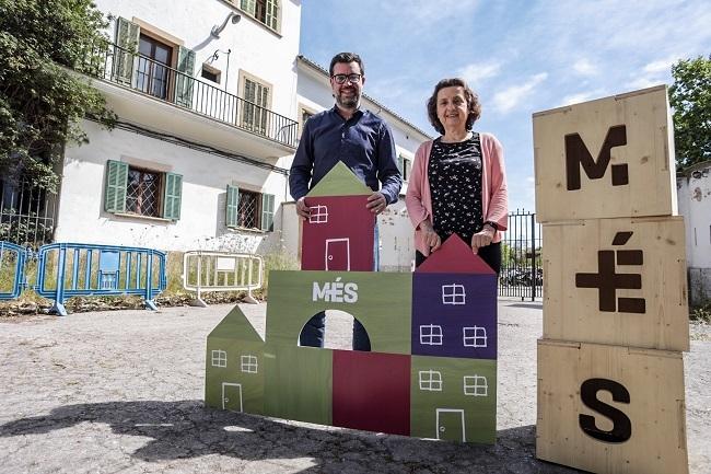 Fina Santiago: «Nuestro objetivo es construir 5.000 viviendas públicas»