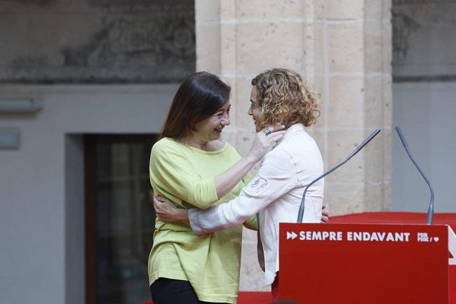 Meritxell Batet se ha comprometido a reanudar las negociaciones de la parte fiscal del Régimen Especial de Baleares