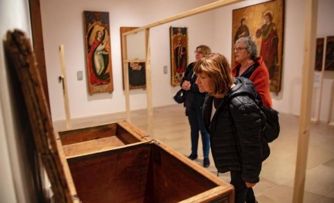 El Museo de Mallorca abre las puertas al mueble mallorquín de los siglos XIII-XVI