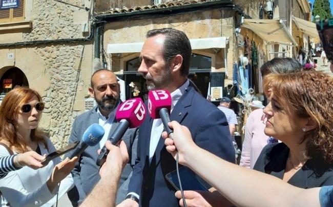 """Bauzá: """"Pollença simboliza sin ningún tipo de duda la resistencia frente al totalitarismo nacionalista pancatalanista"""""""