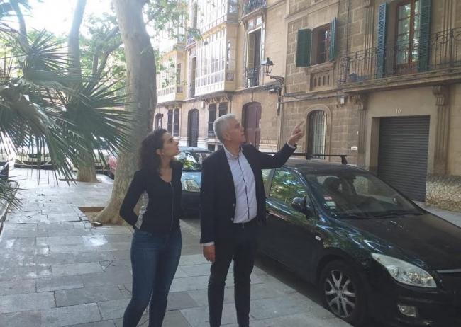 El Pi Palma quiere acabar con la prohibición total del alquiler turístico en Ciudad
