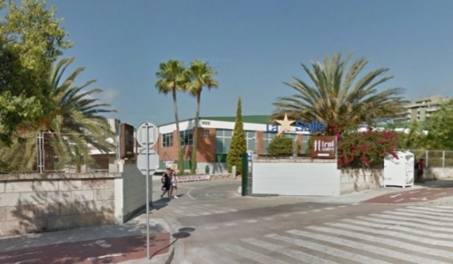 Fallece una alumna por una reacción alérgica, en el comedor  del colegio La Salle Palma