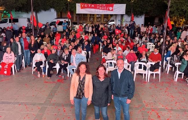 El PSIB-PSOE celebra 'la victoria histórica' que permitirá gobernar ocho años seguidos
