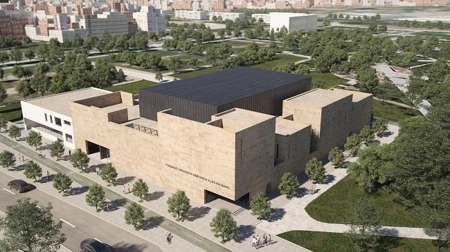 El Govern ya dispone de la licencia para la construcción de la nueva sede de la Simfònica