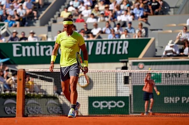 Rafael Nadal vence a David Goffin para acceder a octavos en Roland Garros