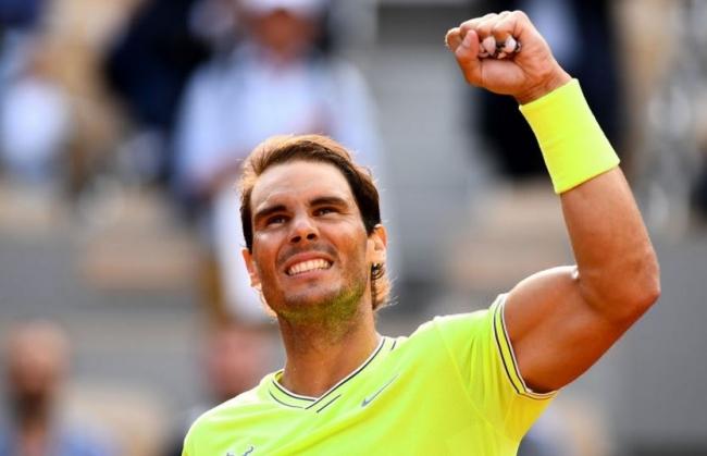 Rafa Nadal ya está en semifinales de Roland Garros