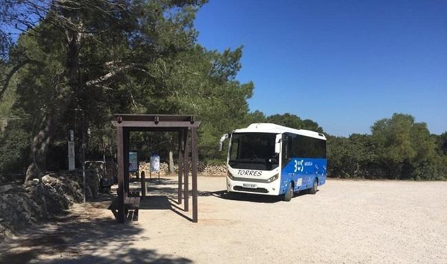 Novedades en la línea de bus Ciutadella-Macarella
