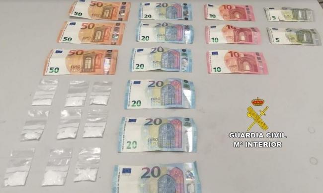 La Guardia Civil detiene a un hombre por tráfico de drogas en Cala Ratjada