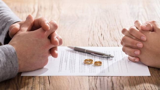 Las disoluciones matrimoniales bajan un 2,2 por ciento en el primer trimestre del año en Baleares