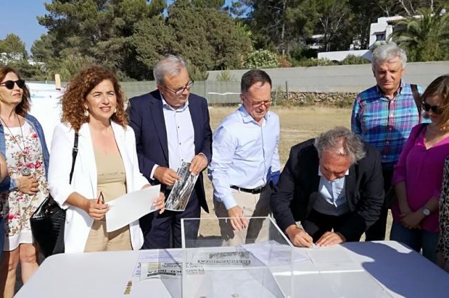 13 millones invertidos para mejorar las infraestructuras educativas de Ibiza y Formentera