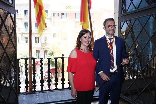 El PSIB-PSOE se convierte en la principal fuerza municipal de las Islas Baleares con 25 alcaldías