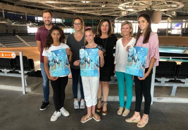 El Govern colabora con el Campeonato de España de Gimnasia rítmica