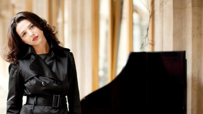 El Festival Bellver empieza con la pianista Khatia Buniatishvili