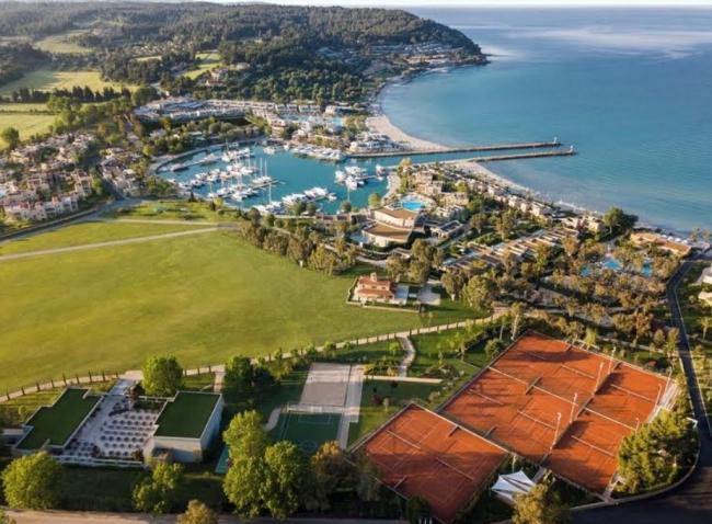 Grecia recibe con los brazos abiertos el nuevo Rafa Nadal Tennis Centre