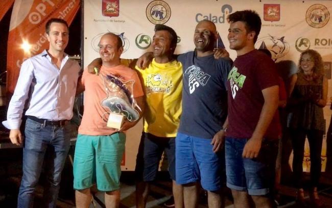 Cala d'Or organiza la XX Campeonato de España de Pesca de Alutra