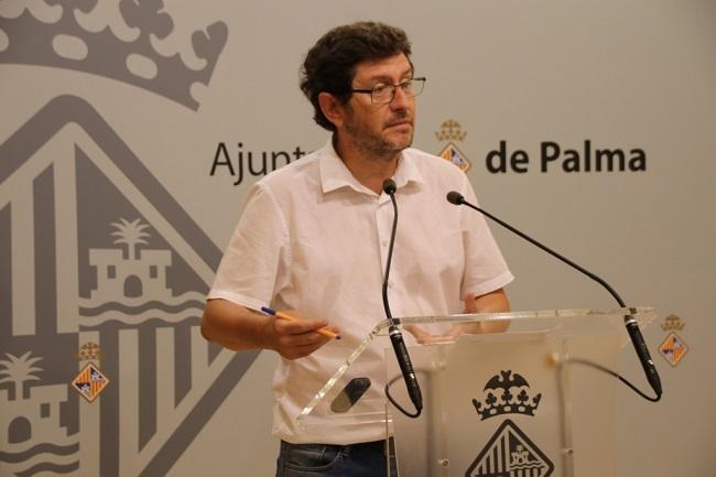 La Junta de Gobierno del ayuntamiento de Palma nombra el grueso de los nuevos órganos directivos