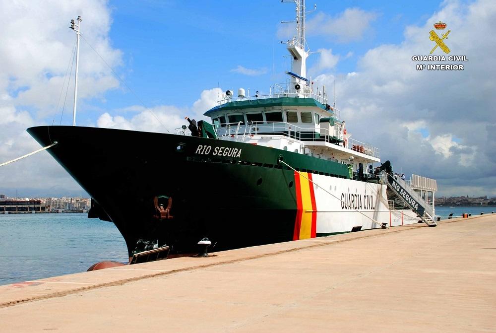 50 migrantes han sido detenidos  por la Guardia Civil en Mallorca, Ibiza y Cabrera