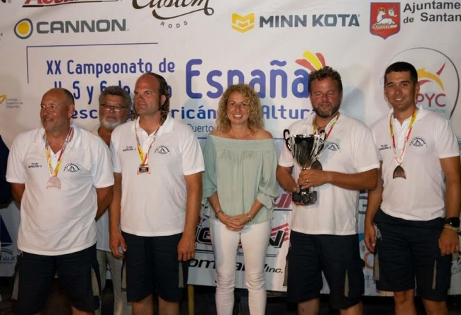 Campeonato de España de Currican de altura en la Marina de Cala d'Or