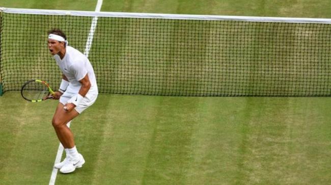 Rafa Nadal llega a semifinales
