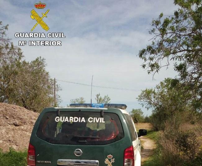 La Guardia Civil detiene en Sa Pobla a un hombre por la comisión de varios robos en domicilios