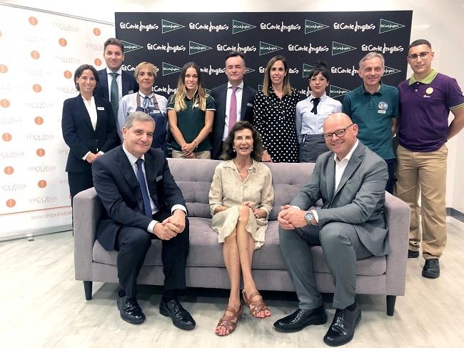 El Corte Inglés se suma al patronato de Impulsa Balears