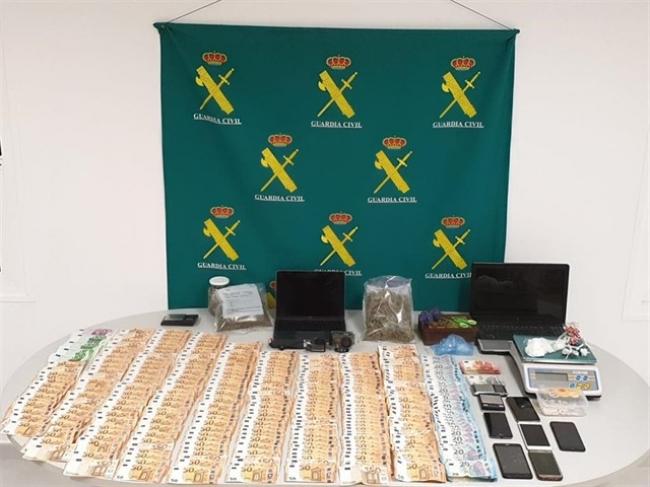 Gran operación contra el tráfico de drogas en Menorca