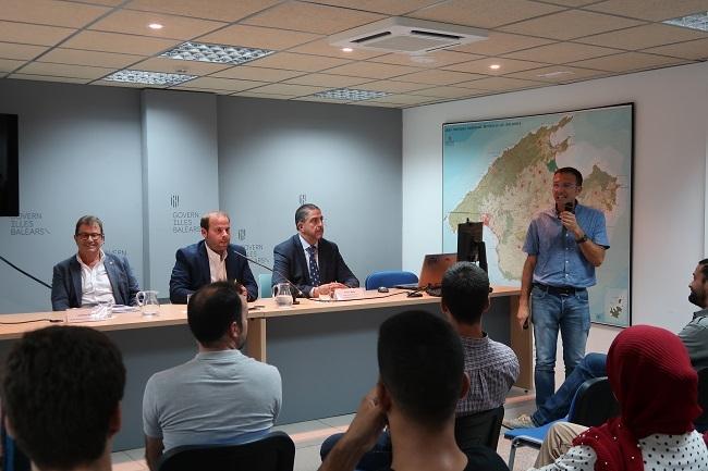 El Govern, la UIB y «la Caixa» presentan la publicación Gestió ambiental post-incendi forestal, un estudio líder en el Mediterráneo
