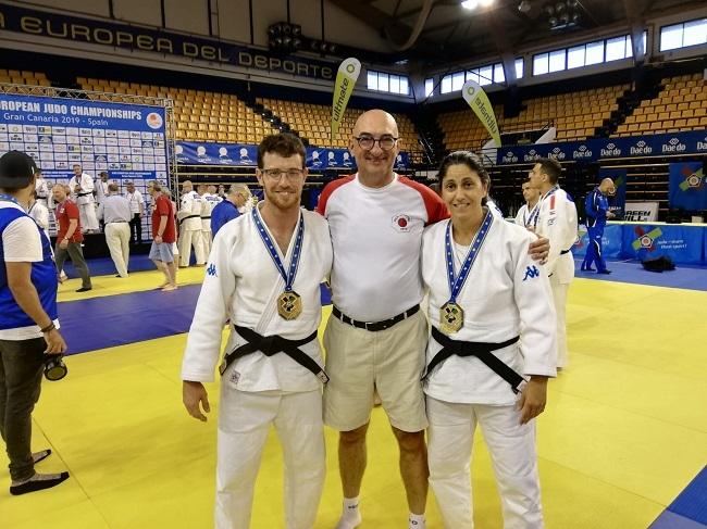 El Dojo Muratore campeón de Europa de Katas