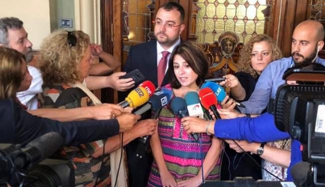 Adriana Lastra: La izquierda sabe, puede y debe entenderse y no partimos de cero