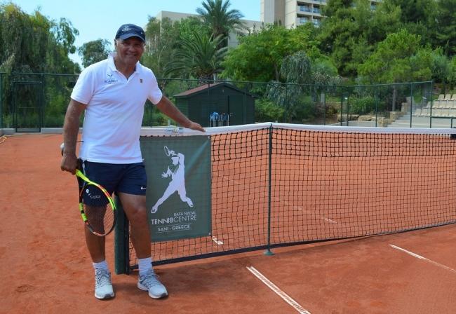 Toni Nadal: 'Estoy impresionado con el nuevo Rafa Nadal Tennis Centre'