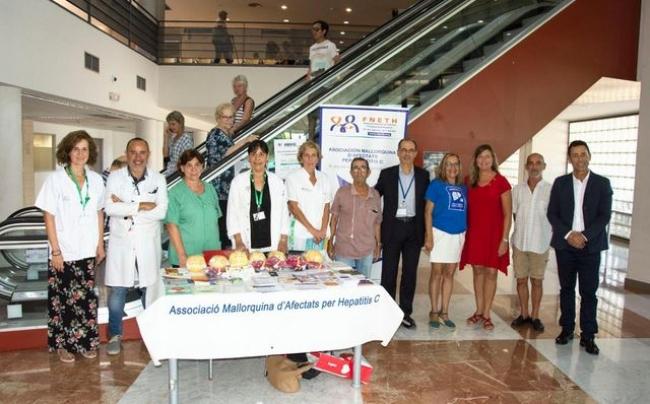 3.188 personas afectadas por hepatitis C superan la enfermedad en Baleares