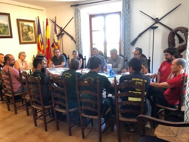 El Consell de Mallorca trabaja para evitar accidentes en los caminos de la Sierra de Tramuntana