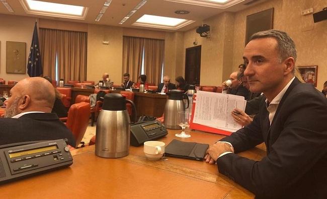 Pere Joan Pons será el portavoz del Grupo Parlamentario Socialista en la Comisión Mixta de la Unión Europea en el Congreso
