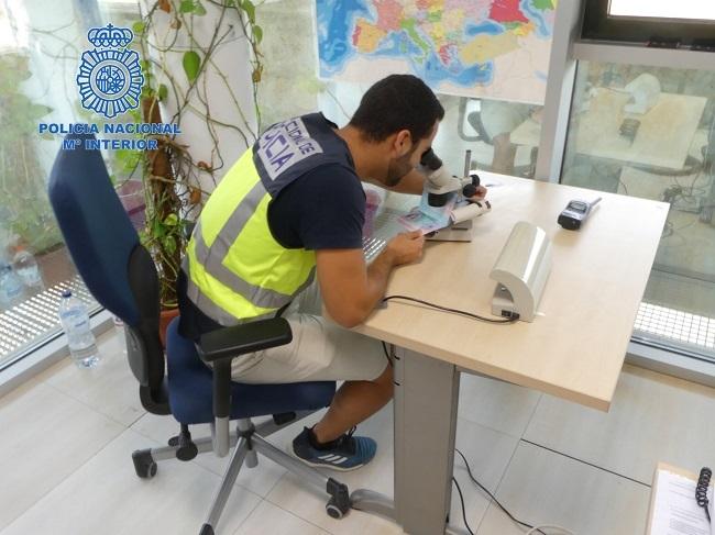 La Policía Nacional detiene a un hombre que estaba siendo buscado por varios robos con fuerza en Mallorca