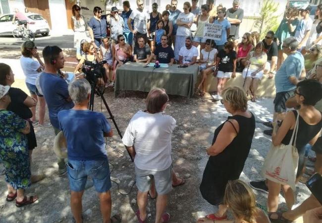 Salvem Portocolom pide al Ayuntamiento que frene la edificación de nuevos hoteles en el casco antiguo de Portocolom