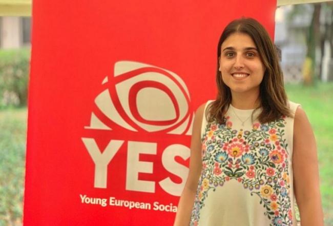 La eurodiputada del PSIB-PSOE, Alicia Homs, elegida nueva presidenta de las Juventudes Socialistas de Europa