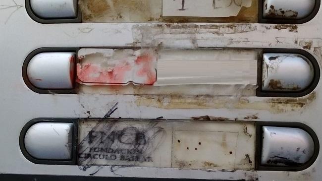La sede de VOX Baleares en Palma ha vuelto a ser atacada