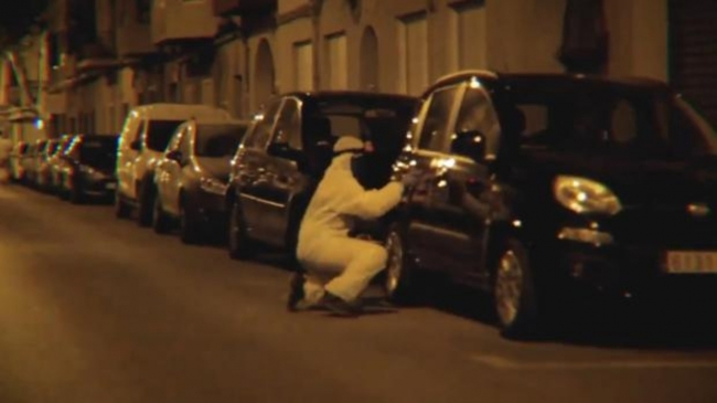 Arran ataca y daña vehículos de alquiler en Palma