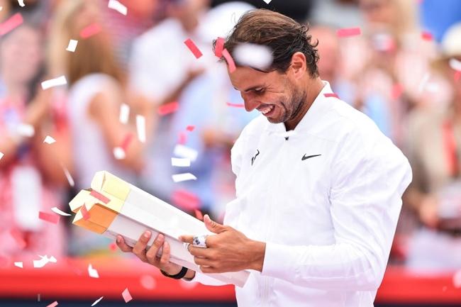 Nadal fulmina a Medvedev y se lleva su quinto masters 1000 de Canadá