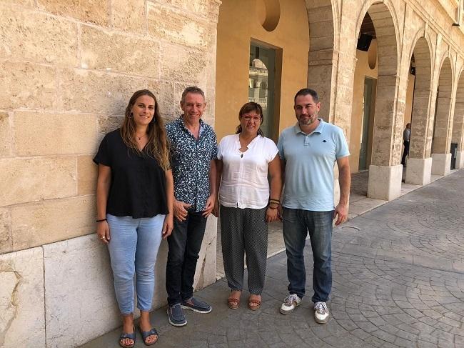 VOX denuncia el uso partidista de la comunicación del Consell de Mallorca