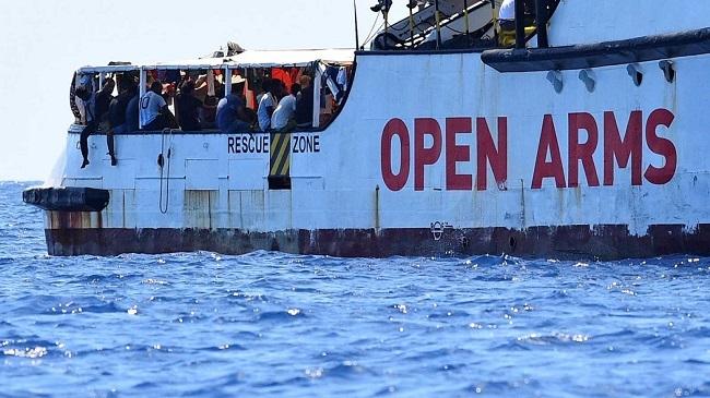 El Seminario Nuevo de Palma será el albergue temporal de los ocupantes del Open Arms