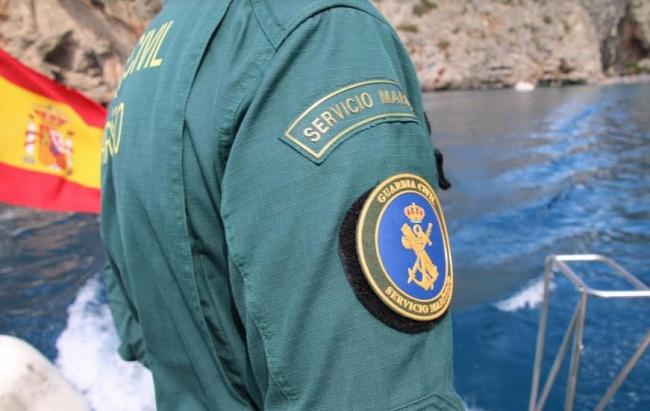 La Guardia Civil ha llevado a cabo una campaña de control de embarcaciones en Ibiza y Formentera