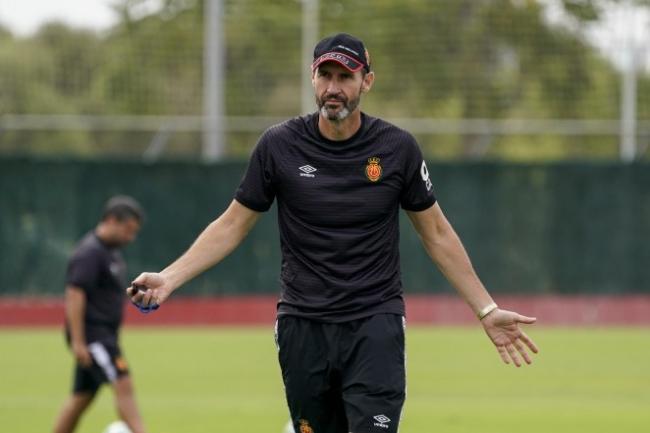 Vicente Moreno: 'Tenemos un partido muy complicado este domingo'