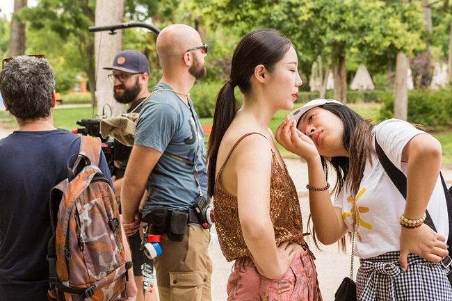 """El Consell de Mallorca patrocina la serie de televisión china """"Spain Passion"""""""