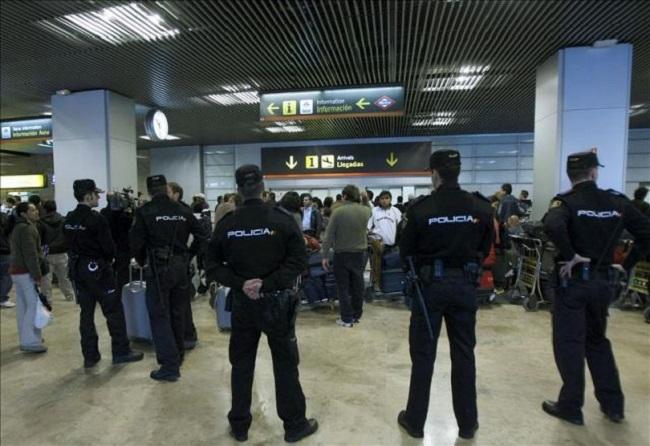 La Policía Nacional detiene en Barcelona a un peligroso fugitivo que había huido de un hospital psiquiátrico penal danés