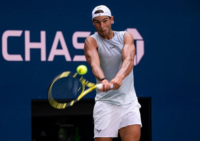 Nadal venció en su debut en el Abierto de EE.UU. a John Millman por 3-6. 2-6 y 2-6