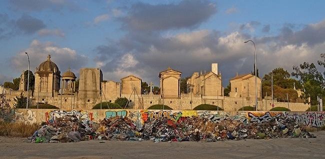 LIBERA y SEO-Virot denuncian la acumulación de basuraleza en los torrentes de Palma