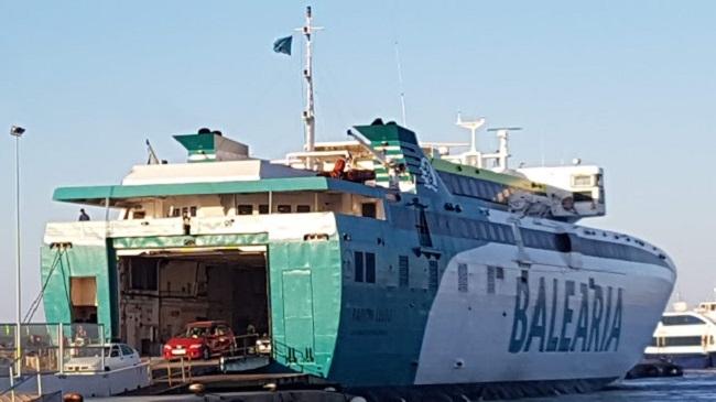 Formentera consigue no superar 22.000 vehículos diarios en verano