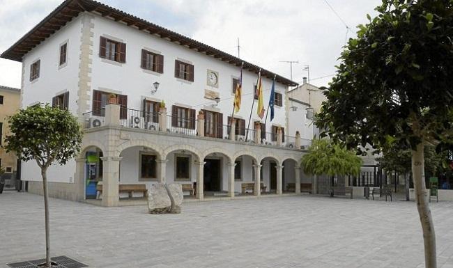 Autorizan la ocupación urgente de terrenos de una parcela afectados por un vial en Sant Llorenç