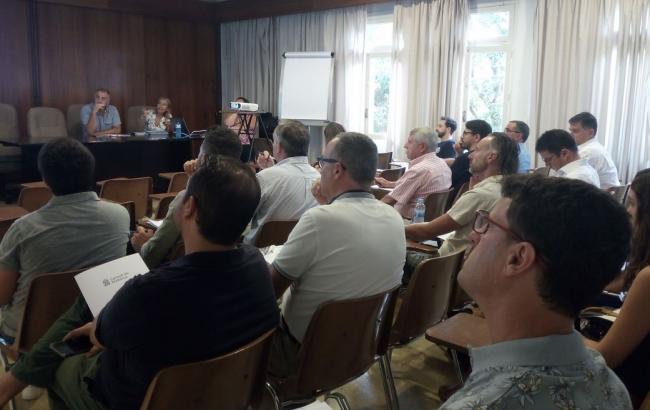 Reunión con alcaldes y alcaldesas de Mallorca para que se adhieren al Pacto para el Clima y la Energía